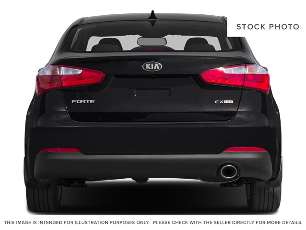 2014 Kia Forte Rear of Vehicle Photo in Cold Lake AB