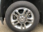 Gray[Graphite Metallic] 2019 Chevrolet Silverado 2500HD Left Front Rim and Tire Photo in Edmonton AB
