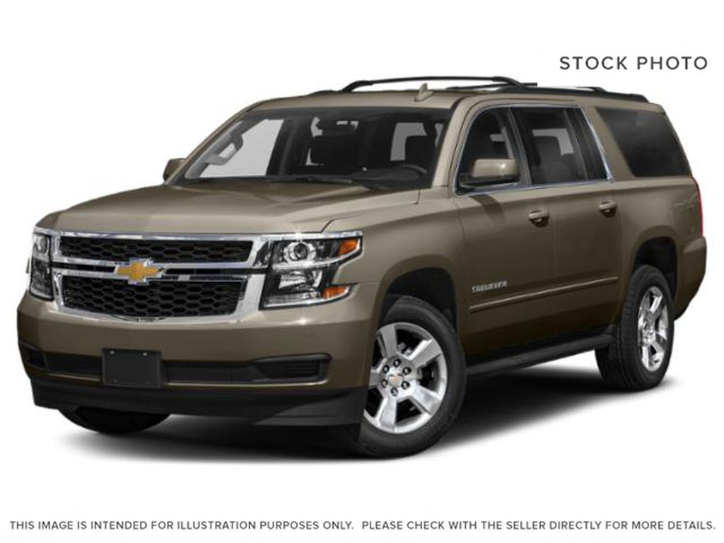 Brown[Pepperdust Metallic] 2019 Chevrolet Suburban
