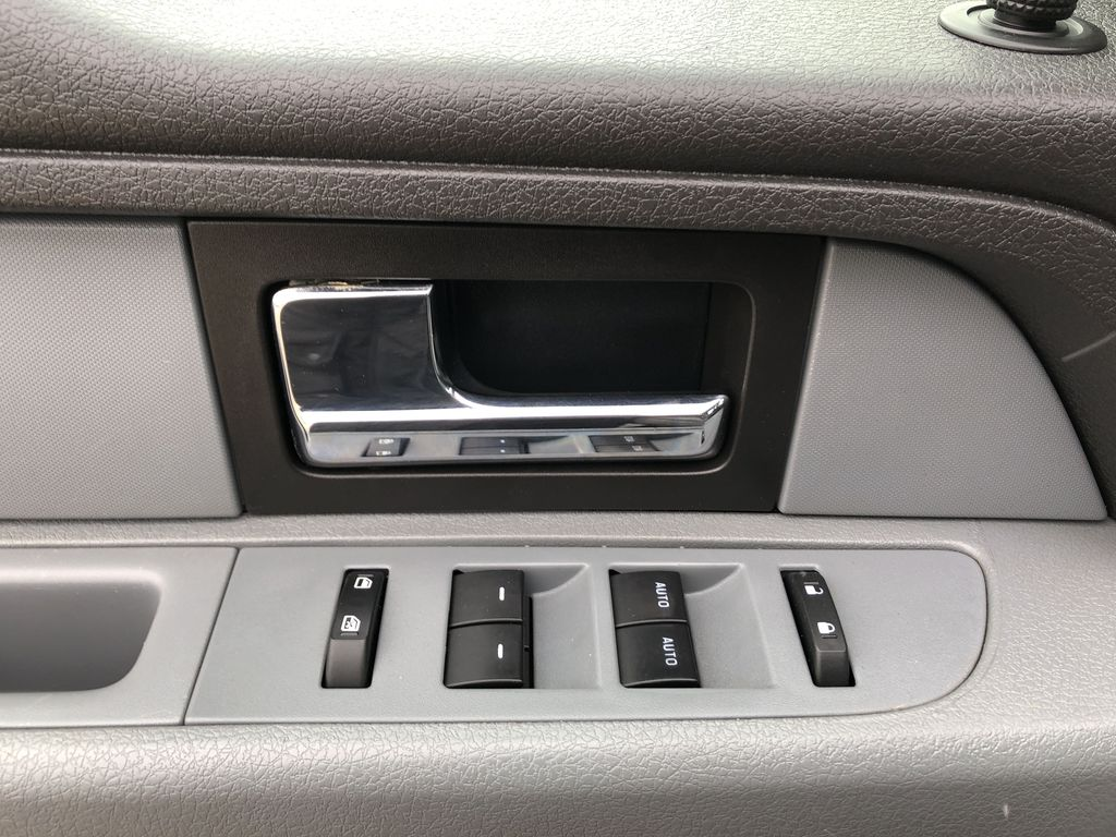 Red[Race Red] 2014 Ford F-150  Driver's Side Door Controls Photo in Edmonton AB