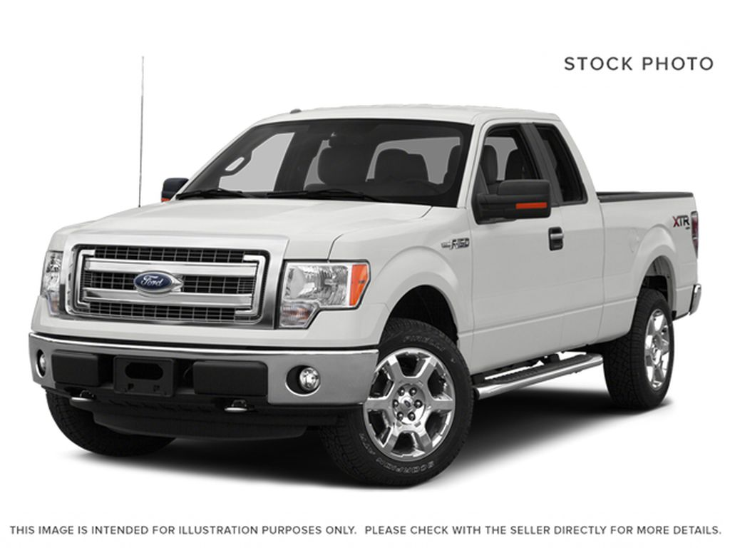 Red[Race Red] 2014 Ford F-150
