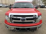 Red[Race Red] 2014 Ford F-150 Front Vehicle Photo in Edmonton AB