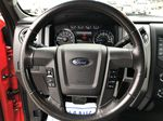 Red[Race Red] 2014 Ford F-150 Strng Wheel: Frm Rear in Edmonton AB