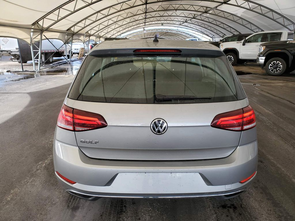 Silver 2019 Volkswagen Golf Apple Carplay/Android Auto Photo in Airdrie AB