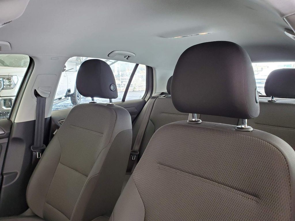 Silver 2019 Volkswagen Golf Driver's Side Door Controls Photo in Airdrie AB