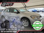 Silver 2019 Volkswagen Golf Primary Listing Photo in Airdrie AB