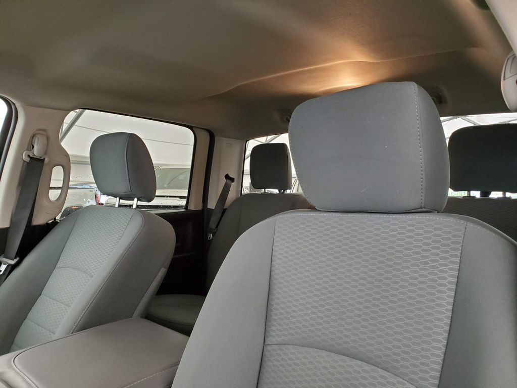 Blue 2018 Ram 1500 Driver's Side Door Controls Photo in Airdrie AB