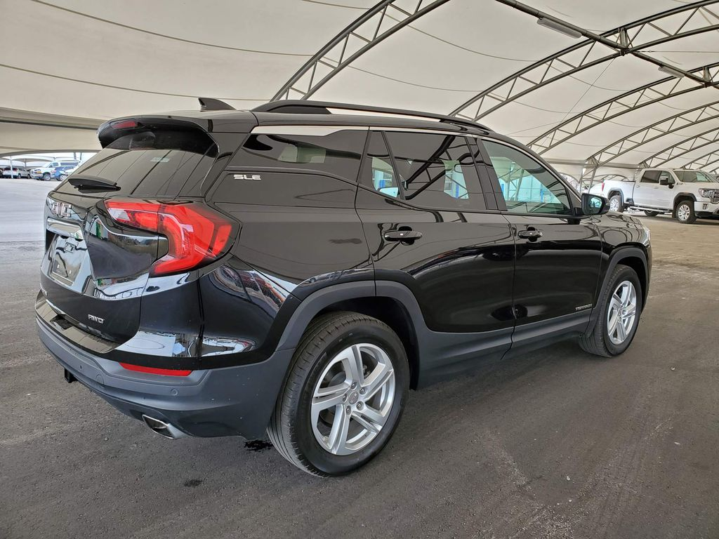 2020 GMC Terrain Right Side Rear Seat  Photo in Airdrie AB