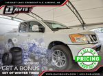 White 2014 Nissan Titan Primary Listing Photo in Airdrie AB