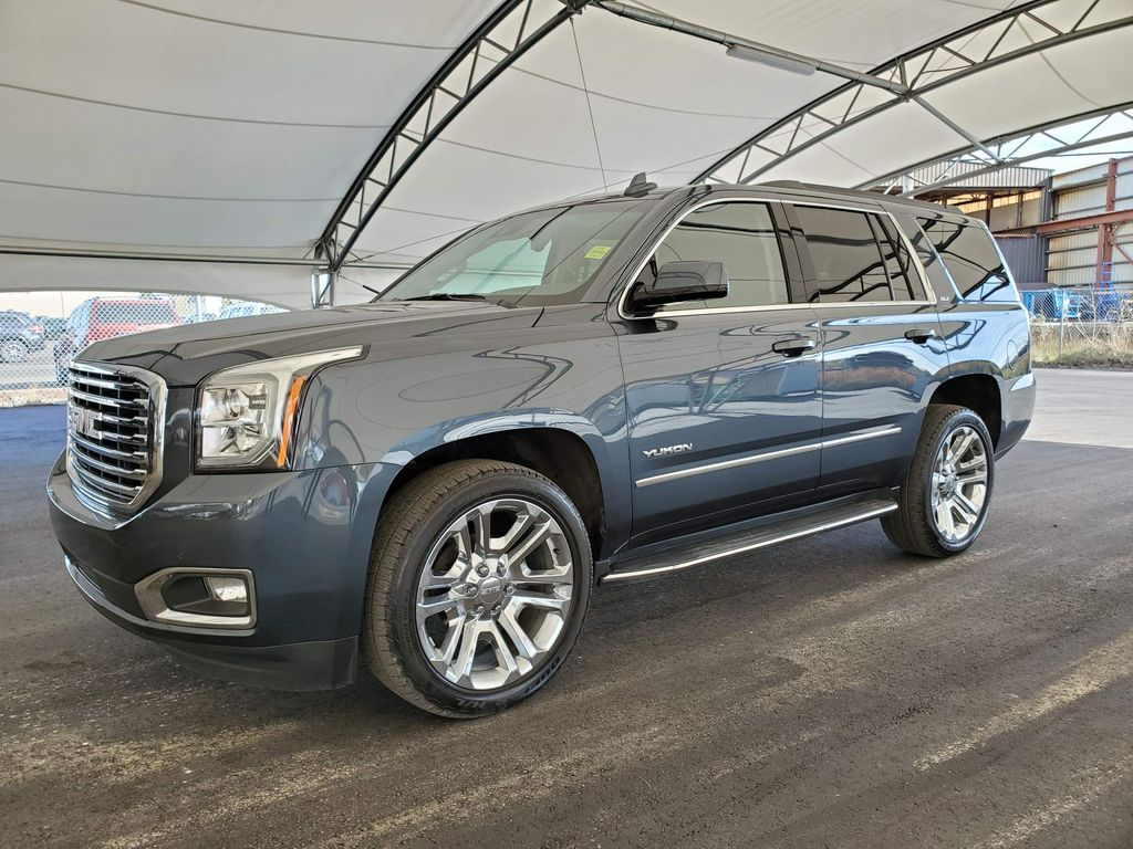 Grey 2020 GMC Yukon Central Dash Options Photo in Airdrie AB