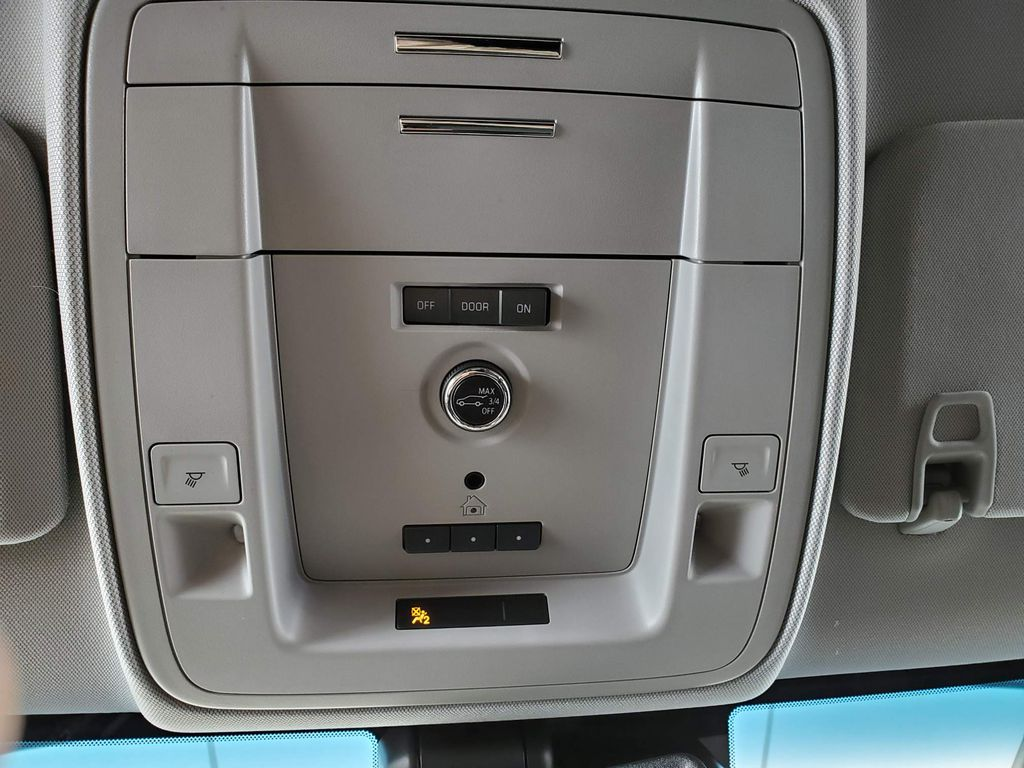 Grey 2020 GMC Yukon Steering Wheel and Dash Photo in Airdrie AB