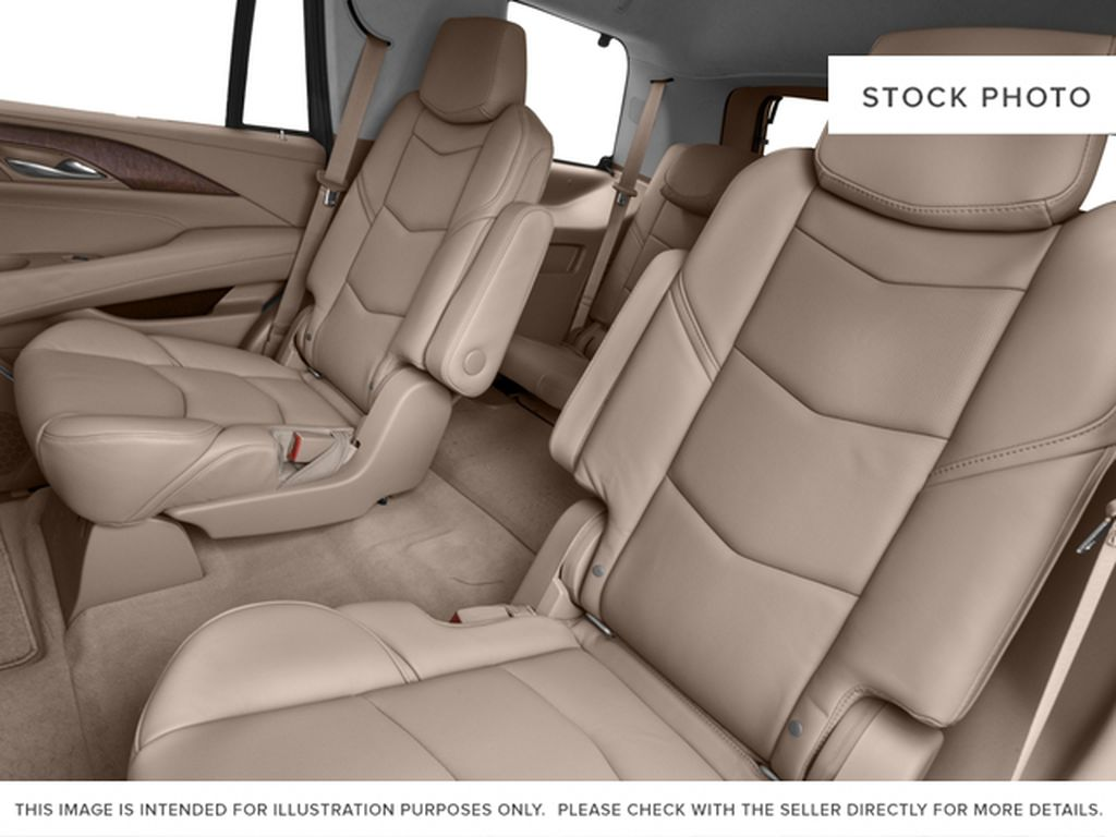 2016 Cadillac Escalade Left Side Rear Seat  Photo in Barrhead AB