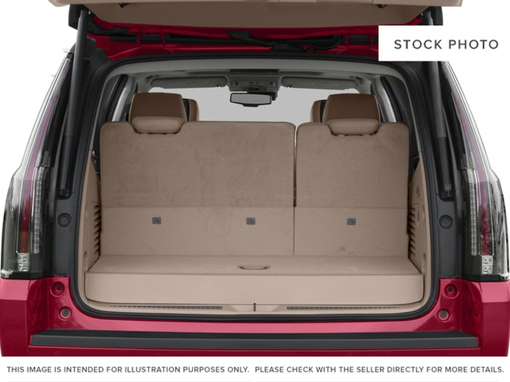 2016 Cadillac Escalade Trunk / Cargo Area Photo in Barrhead AB