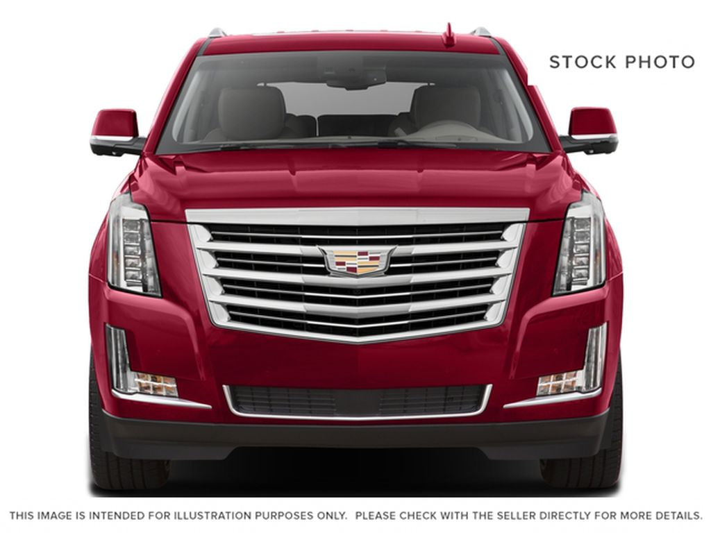 2016 Cadillac Escalade Front Vehicle Photo in Barrhead AB