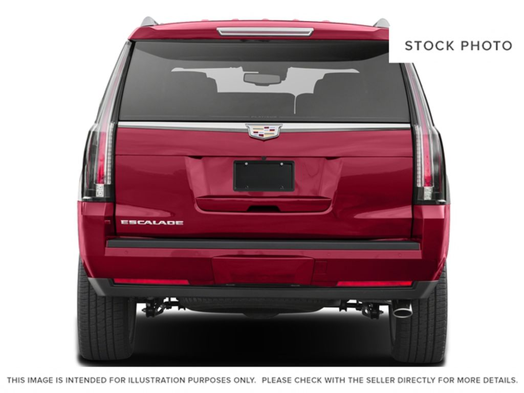 2016 Cadillac Escalade Rear of Vehicle Photo in Barrhead AB