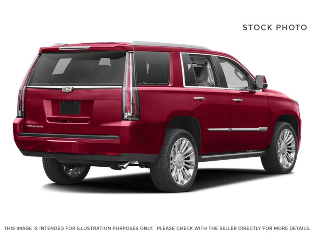 2016 Cadillac Escalade Right Rear Corner Photo in Barrhead AB