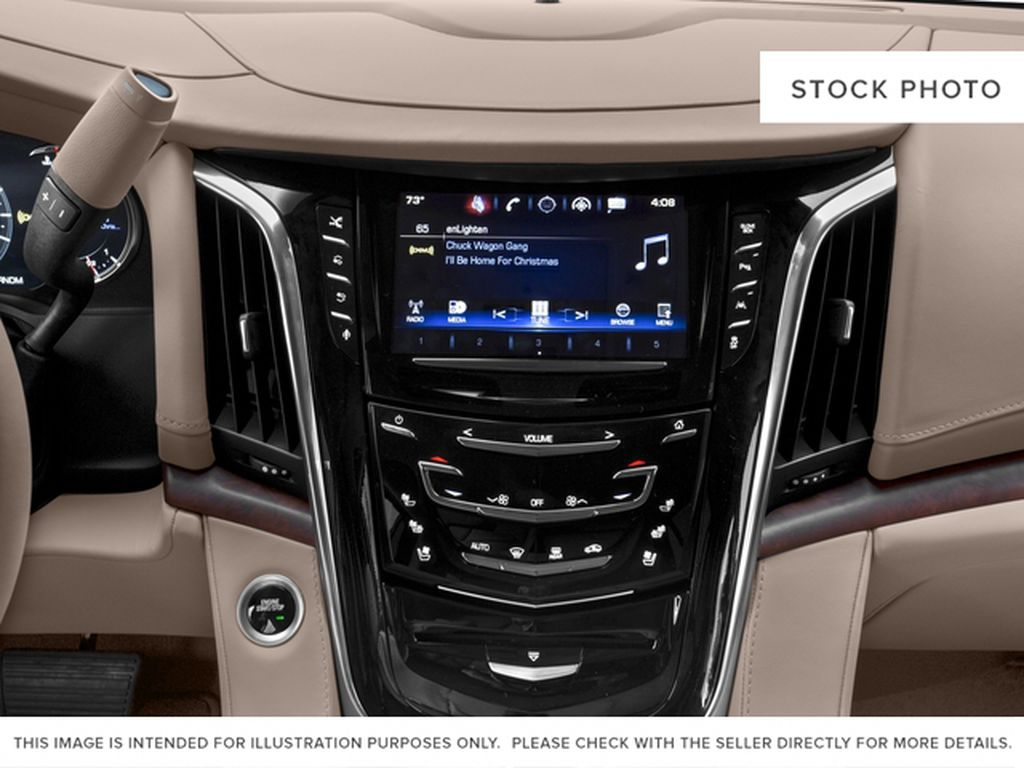 2016 Cadillac Escalade Radio Controls Closeup Photo in Barrhead AB