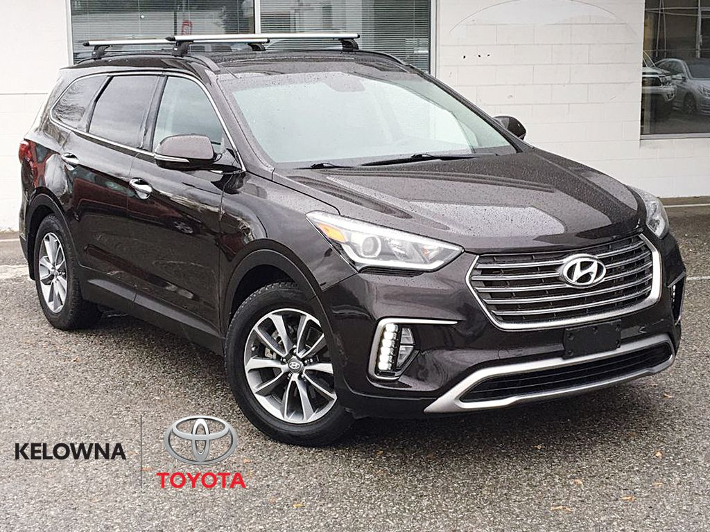 Black[Becketts Black] 2017 Hyundai Santa FE XL