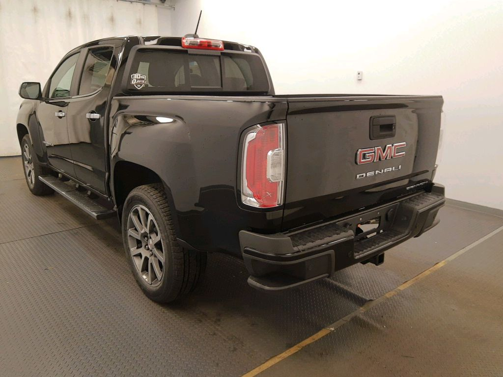 Black 2021 GMC Canyon Left Front Head Light / Bumper and Grill in Lethbridge AB