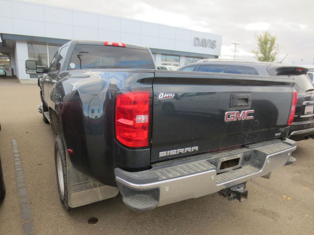 Grey 2018 GMC Sierra 3500HD Front Vehicle Photo in Lethbridge AB