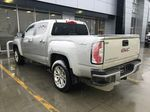 Silver 2017 GMC Canyon Left Front Rim and Tire Photo in Lethbridge AB