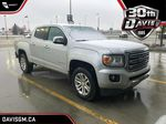 Silver 2017 GMC Canyon Primary Listing Photo in Lethbridge AB