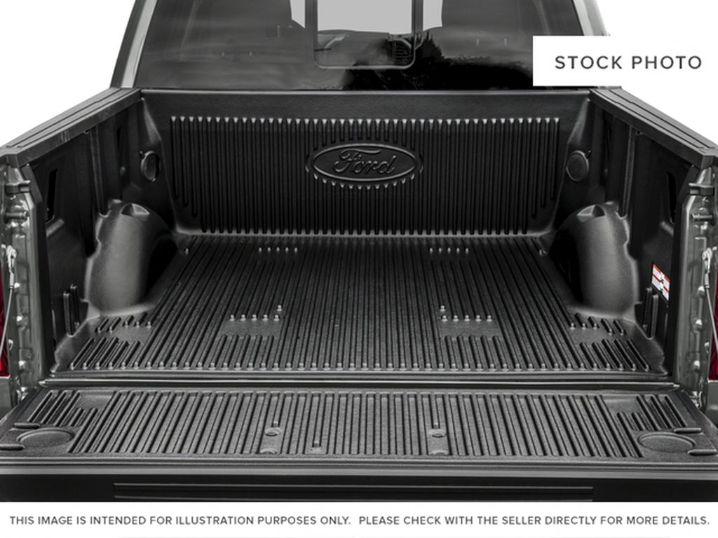 White[Oxford White] 2016 Ford F-150 Trunk / Cargo Area Photo in Fort Macleod AB