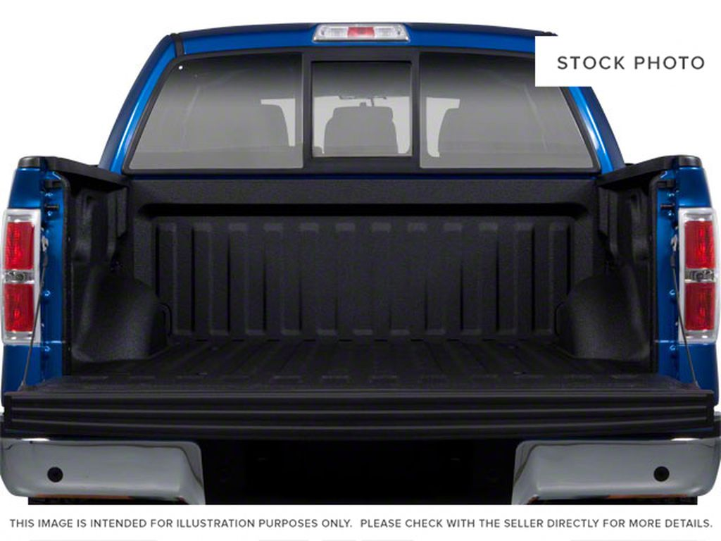 Black[Tuxedo Black] 2012 Ford F-150 Trunk / Cargo Area Photo in Fort Macleod AB