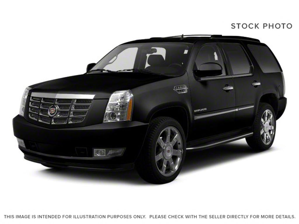 Black[Black Ice Metallic] 2011 Cadillac Escalade