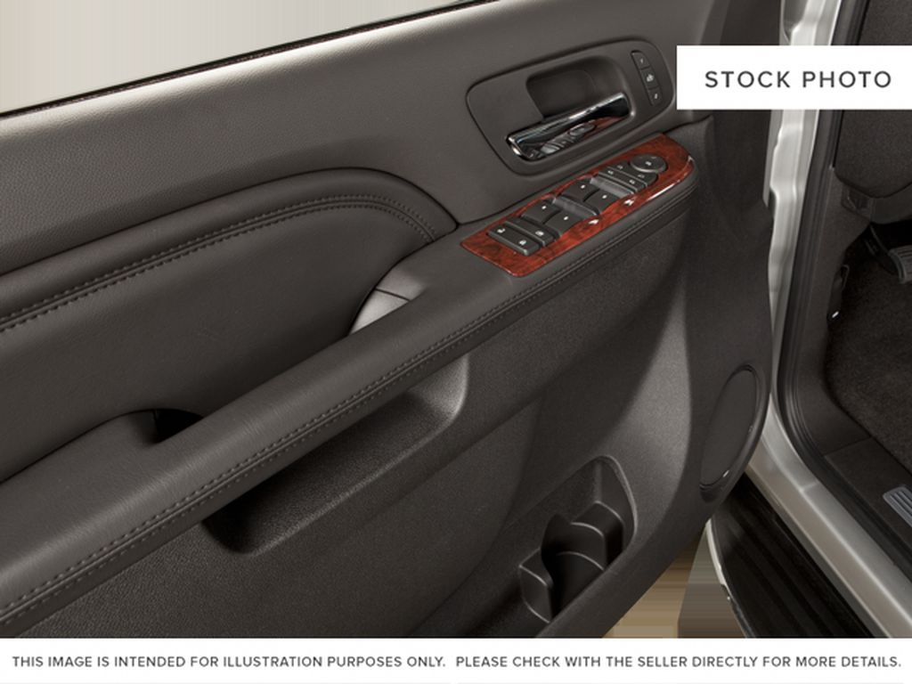 Black[Black Ice Metallic] 2011 Cadillac Escalade Left Front Interior Door Panel Photo in Fort Macleod AB