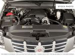 Black[Black Ice Metallic] 2011 Cadillac Escalade Engine Compartment Photo in Fort Macleod AB