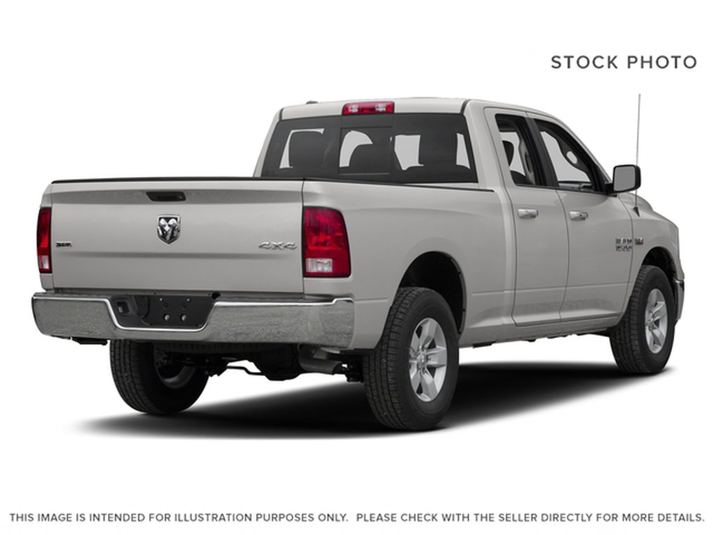 Silver[Bright Silver Metallic] 2016 Ram 1500 Right Rear Corner Photo in Fort Macleod AB