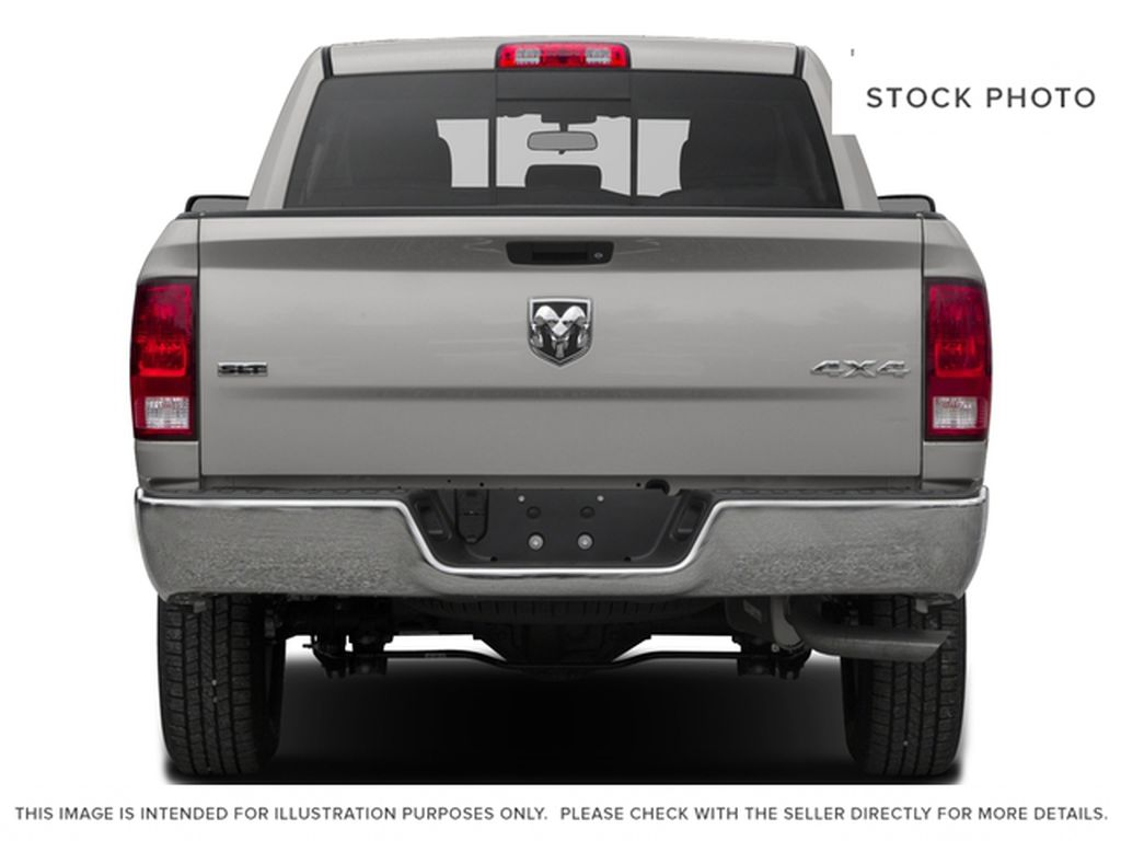 Silver[Bright Silver Metallic] 2016 Ram 1500 Rear of Vehicle Photo in Fort Macleod AB