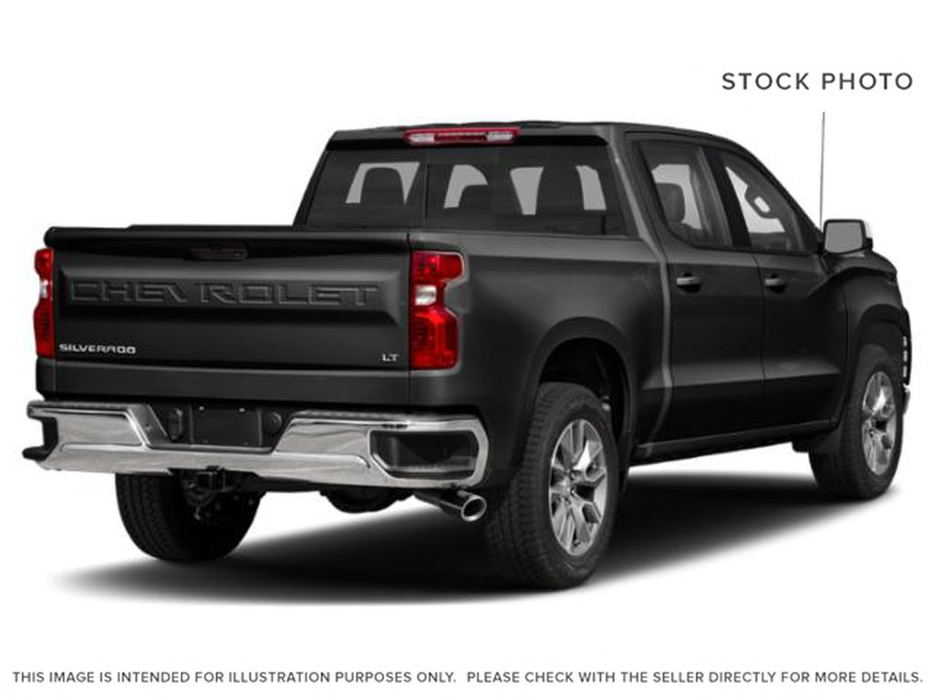 Black[Black] 2019 Chevrolet Silverado 1500 Right Rear Corner Photo in Fort Macleod AB