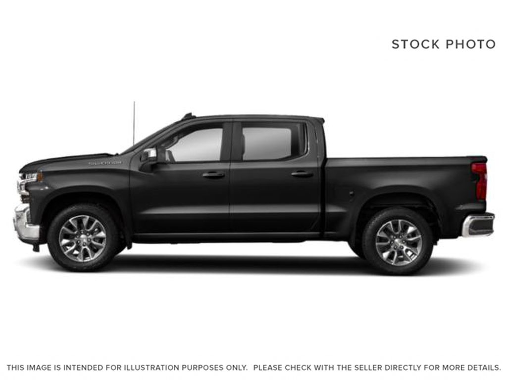 Black[Black] 2019 Chevrolet Silverado 1500 Left Side Photo in Fort Macleod AB