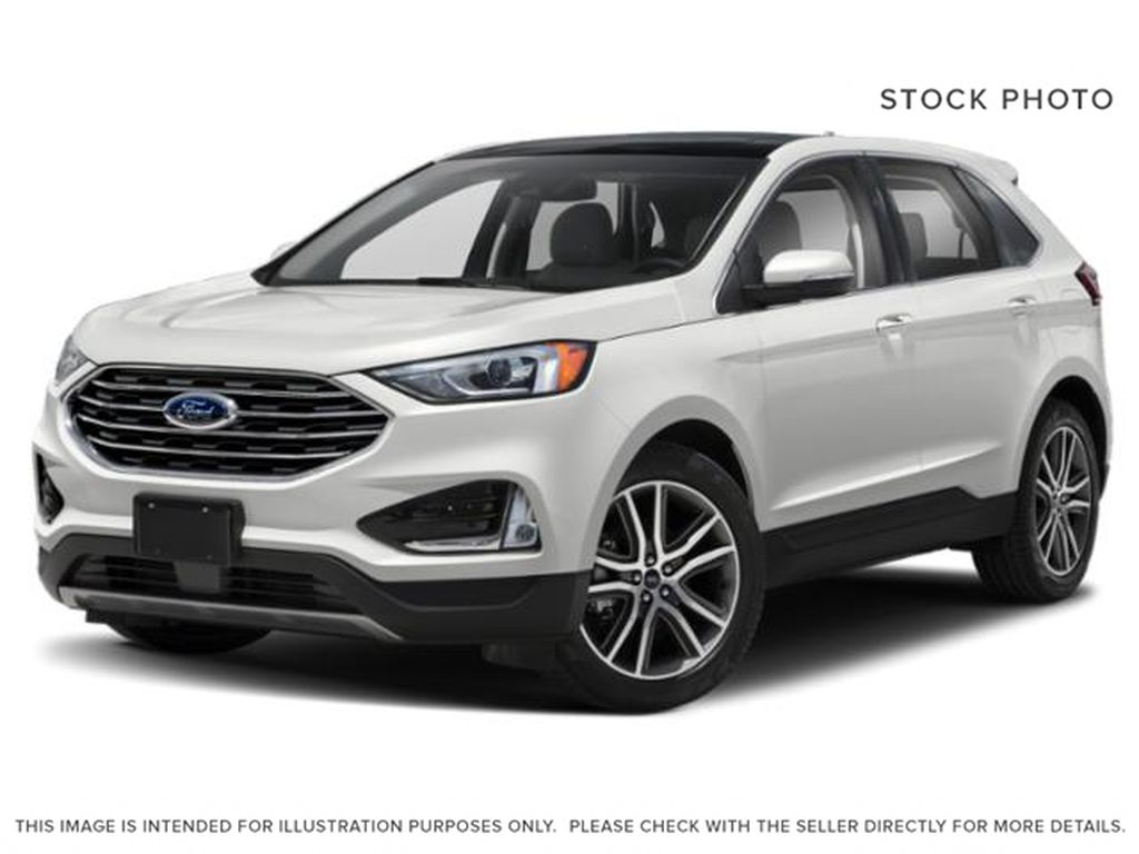 White[Oxford White] 2020 Ford Edge