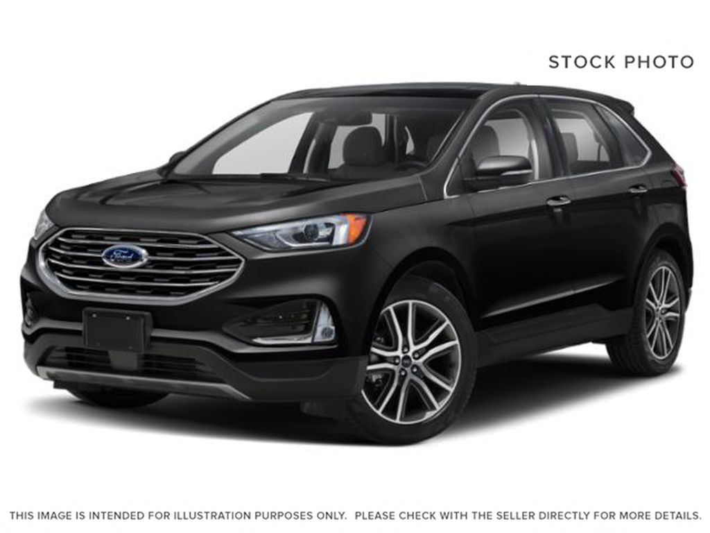 Black[Agate Black] 2020 Ford Edge