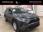 Gray[Magnetic Grey Metallic] 2021 Toyota RAV4 LE AWD Primary Listing Photo in Sherwood Park AB