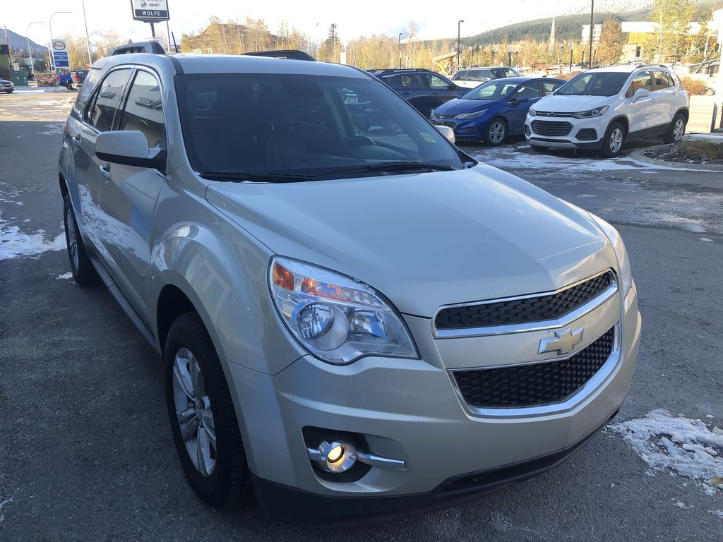 Gold[Champagne Silver Metallic] 2013 Chevrolet Equinox