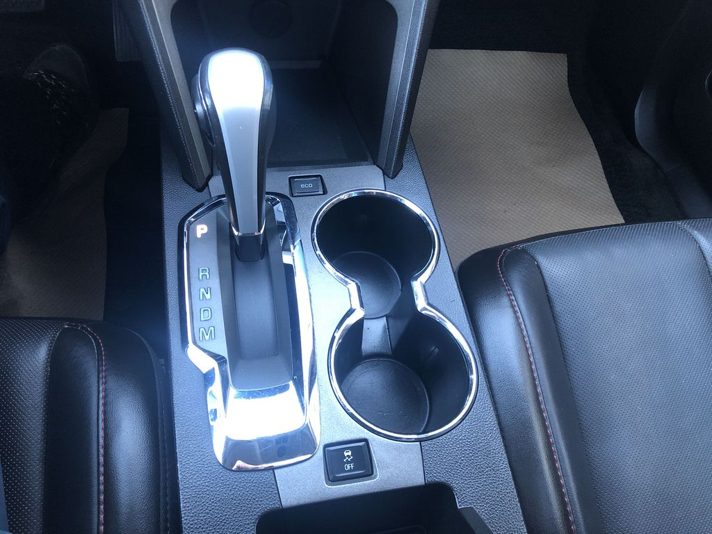 Gold[Champagne Silver Metallic] 2013 Chevrolet Equinox Center Console Photo in Canmore AB