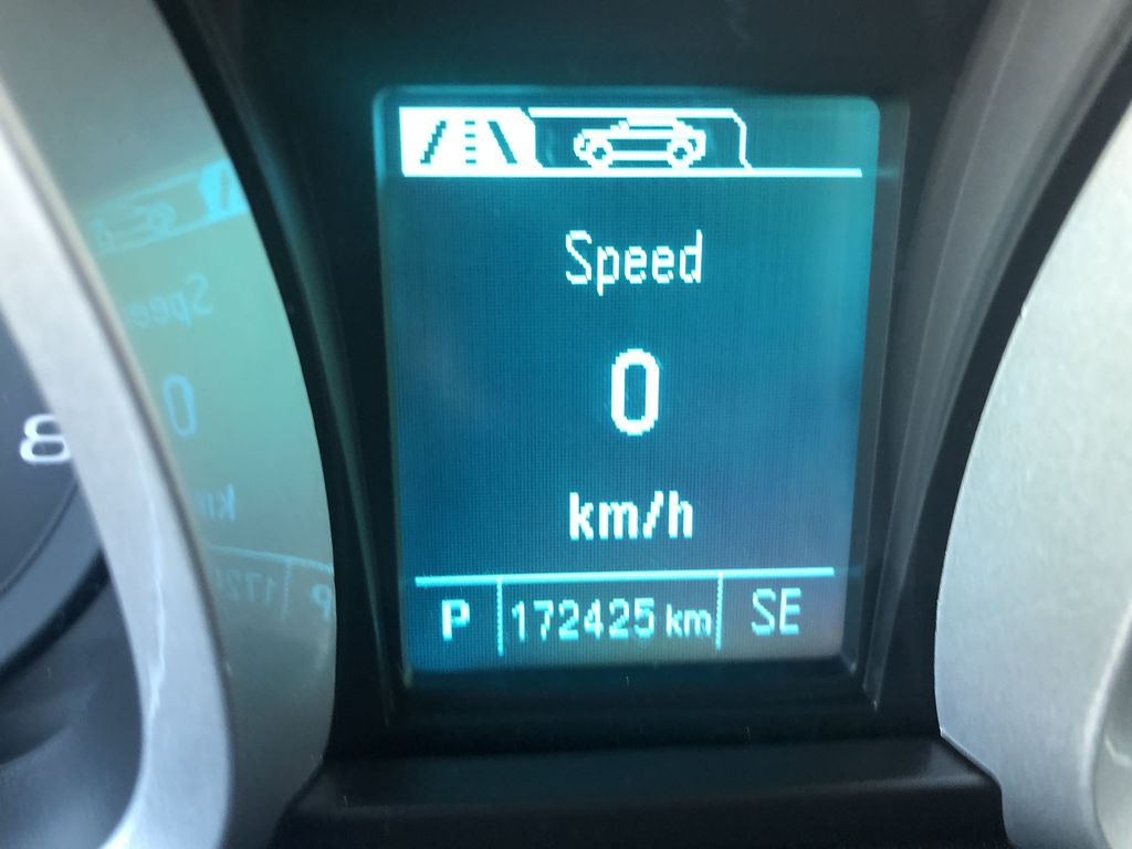 Gold[Champagne Silver Metallic] 2013 Chevrolet Equinox Odometer Photo in Canmore AB