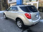 Gold[Champagne Silver Metallic] 2013 Chevrolet Equinox Left Rear Corner Photo in Canmore AB