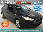 Black[Tuxedo Black Metallic] 2015 Ford Focus SE - Auto, Backup Camera, Alloy Wheels, Bluetooth Primary Listing Photo in Winnipeg MB