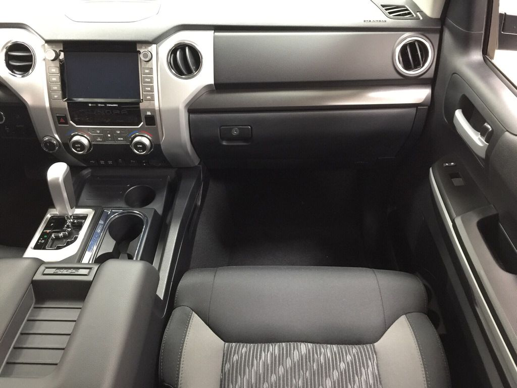 Silver[Silver Sky Metallic] 2021 Toyota Tundra TRD Off-Road Right Front Seat Photo in Sherwood Park AB