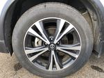 White[Glacier White] 2020 Nissan Rogue Left Front Rim and Tire Photo in Edmonton AB