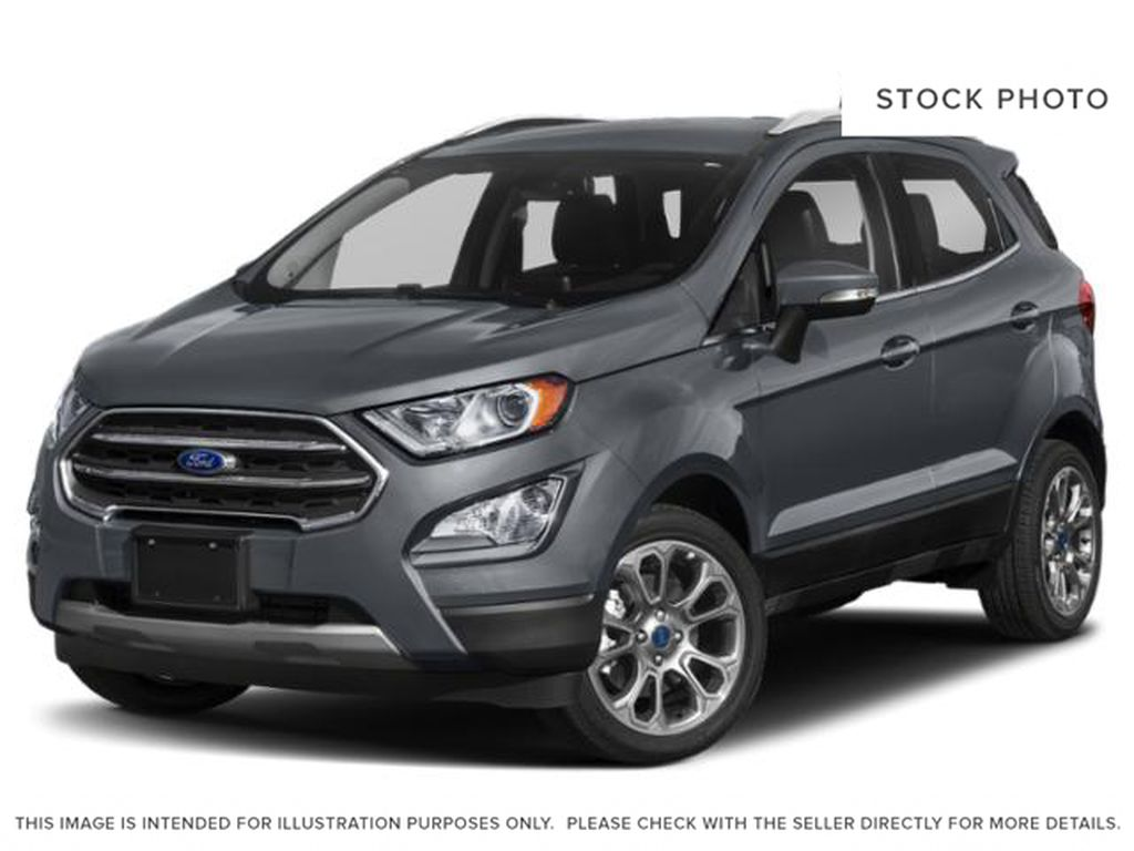 Gray[Smoke Metallic] 2020 Ford EcoSport