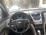 Silver[Silver Ice Metallic] 2012 Chevrolet Equinox LS Strng Wheel/Dash Photo: Frm Rear in Canmore AB