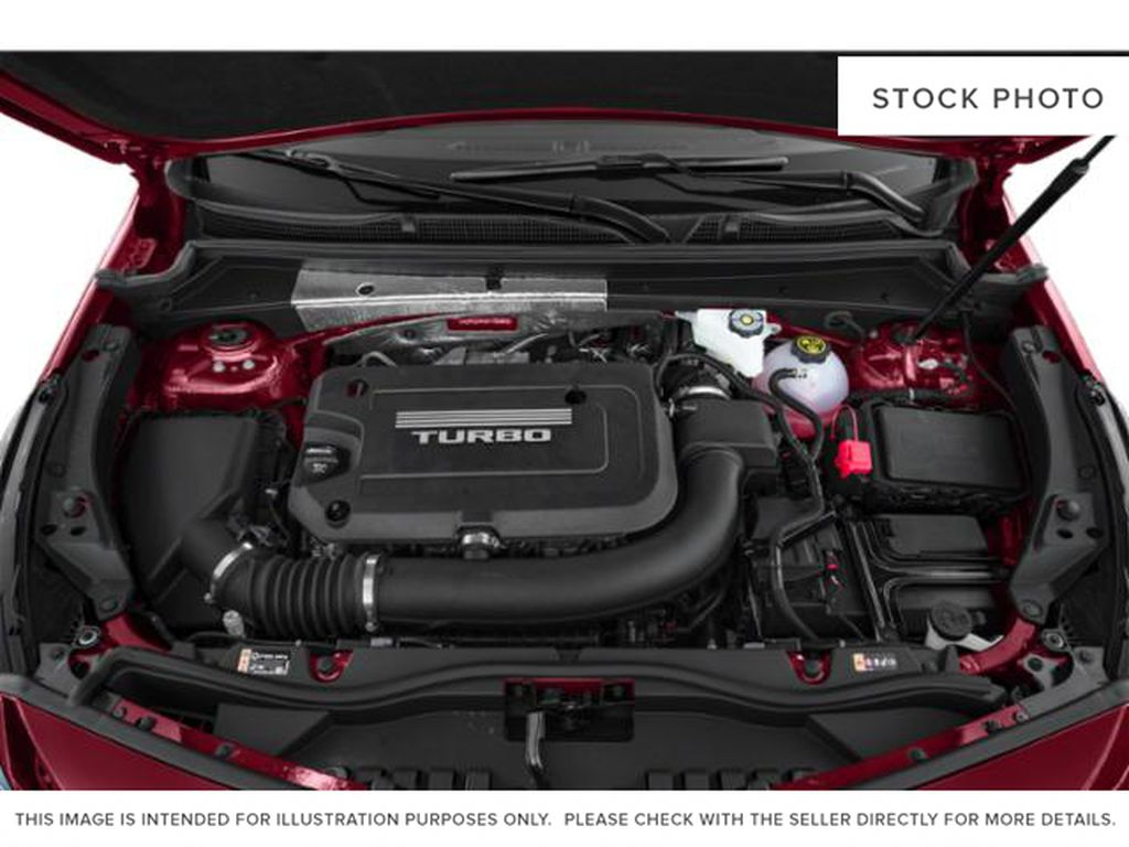 White[Crystal White Tricoat] 2021 Cadillac XT4 Engine Compartment Photo in Edmonton AB