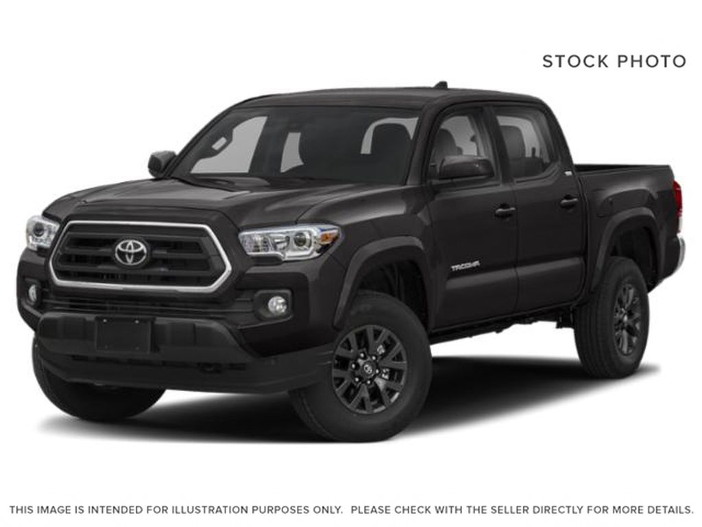 Gray[Magnetic Gray Metallic] 2021 Toyota Tacoma 4WD