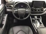 Black[Midnight Black Metallic] 2020 Toyota Highlander XLE Left Front Seat Photo in Sherwood Park AB